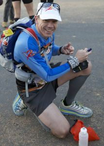 Testing, testing, and more testing - the only way to be sure for type 1 ultrarunners.